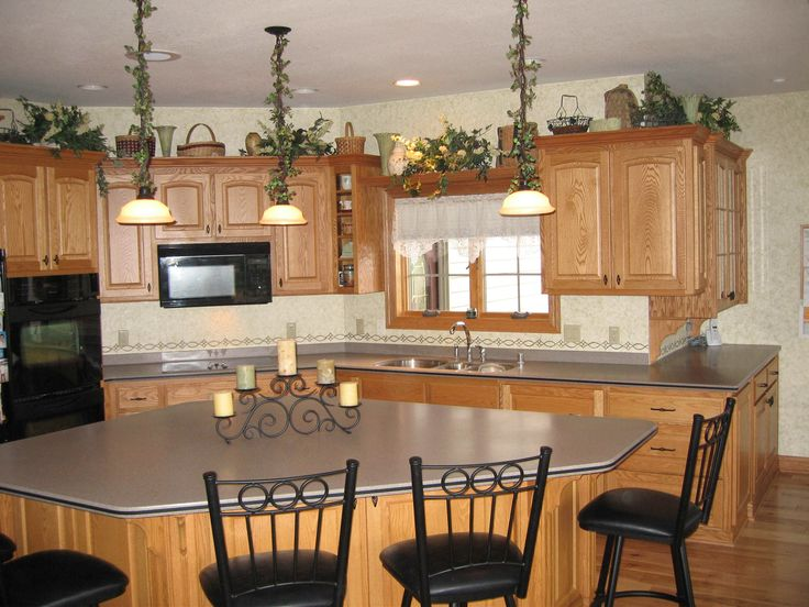 Kitchen Island     Magnificent Kitchen Island with Granite Countertop 3072 x 2304 · 572 ...