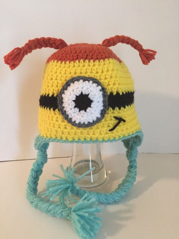 Deslicable me minion by grammabeans on Etsy