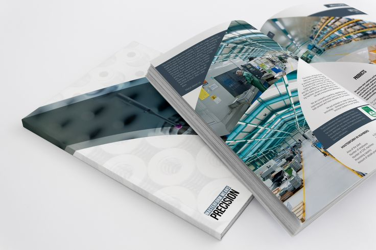 Katalog firmowy marki Masterform. #katalog #katalogi #design #grafika #projektowanie #graficzne