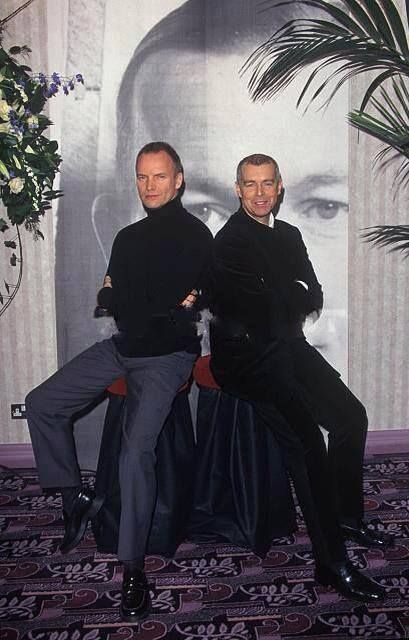 neil tennant & sting