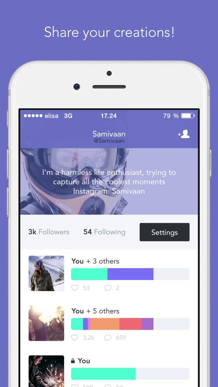 ClipMe - App Preview