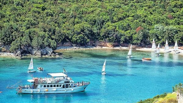 Sivota #beaches #summer #greece #breathless