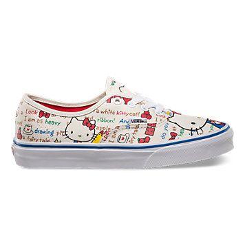 Vans - Hello Kitty