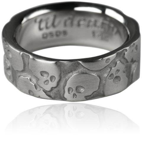 Lovely and yet another skull band