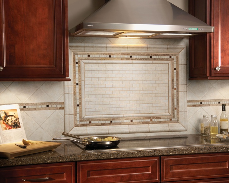 Give Your Kitchen Backsplash An Update With Briton Bone From Daltile