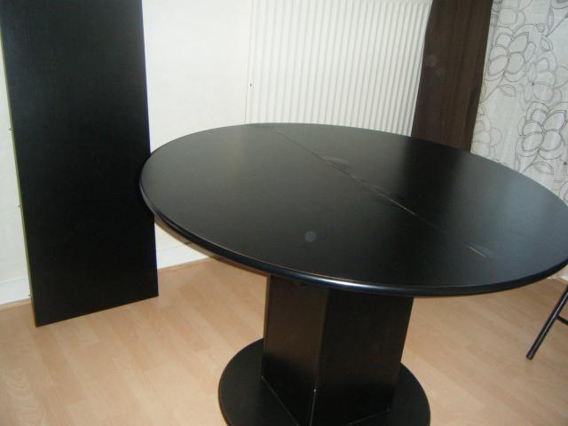 17 meilleures id es propos de table ronde avec rallonge sur pinterest tab - Tables rondes a rallonges ...