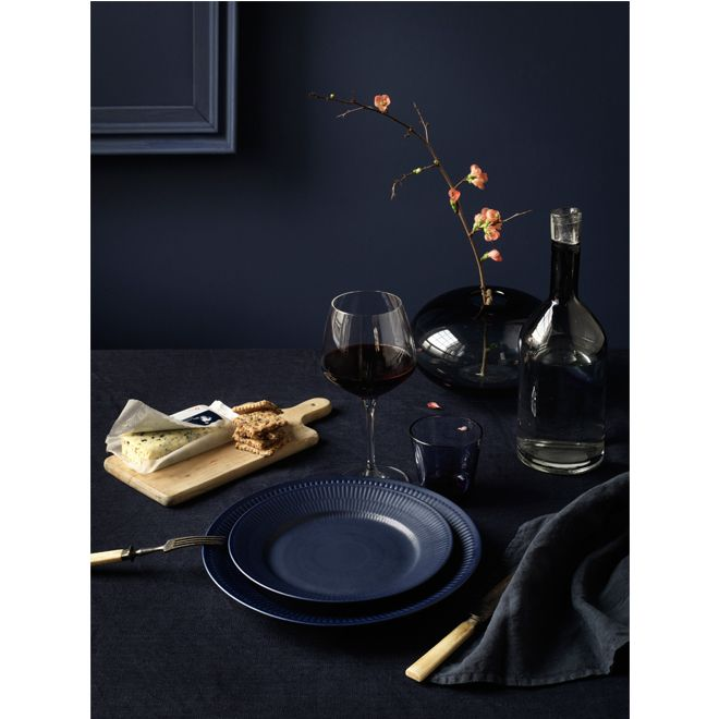 New Black Fluted and Blue Fluted by Royal Copenhagen | NordicDesign