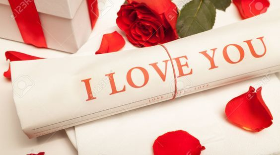 I Love You Flowers.