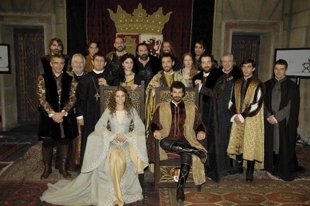série espanhola 'Isabel, Rainha de Castela' VEJA.com
