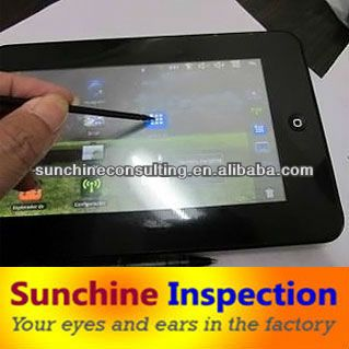 laptop/ tablet PC/ computer inspection service/ quality control in shanghai