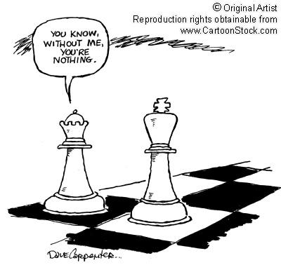 Chess Joke Comic Chess Funny Chessjoke Queensquared
