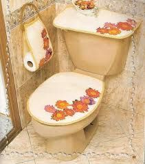 35 best images about ba os on pinterest toilets for Accesorios para bano en tela