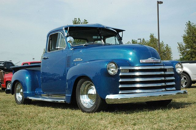 1953 chevy truck for sale | 1953 Chevy Pickup Deluxe 3100. For Sale | Flickr - Photo Sharing!