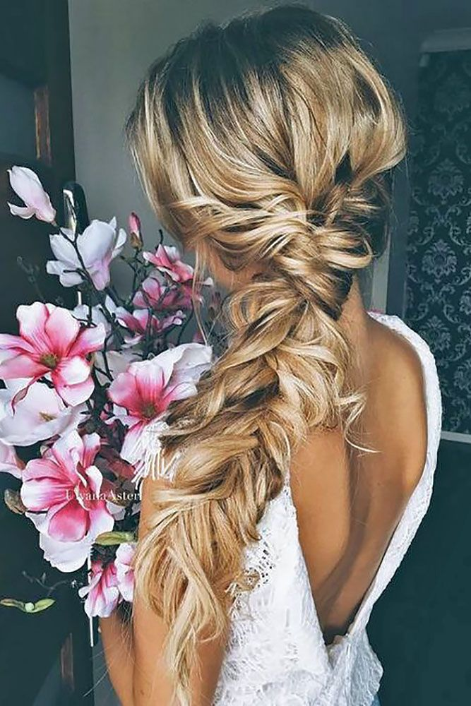 21 Braided Wedding Hair Ideas You Will Love ❤ See more: http://www.weddingforward.com/braided-wedding-hair/ #weddings #hairstyles