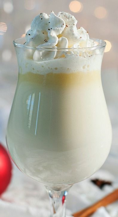Slow Cooker Spiced White Christmas Cocoa ~ using premium melted white chocolate