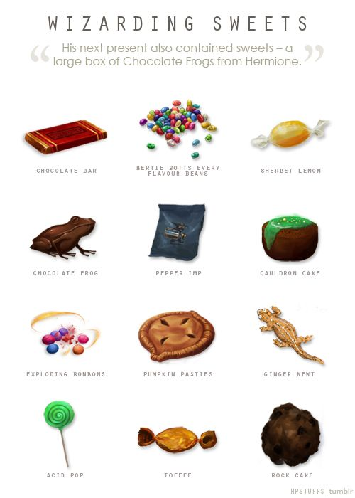 I love how there are loads of wierd ones and then just chocolate bar and sherbet lemon lol XD
