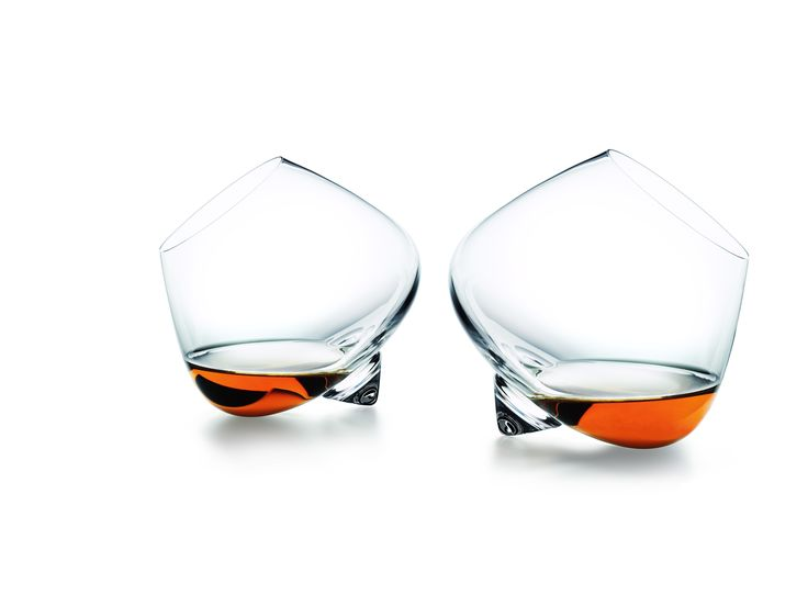 The perfect gift for the man who has everything - except the perfect cognac glass