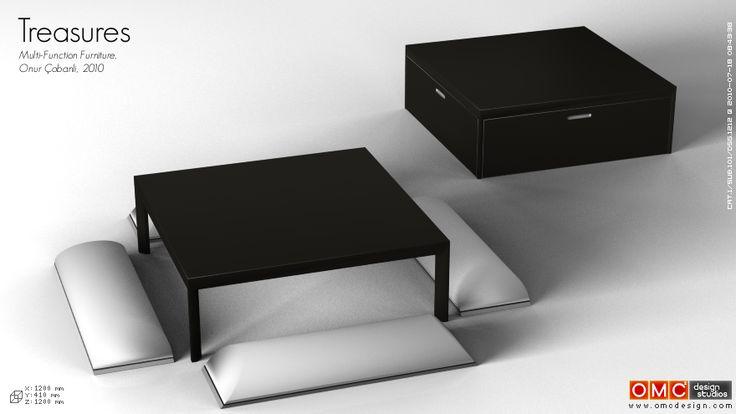 Treasures Multi-Function Furniture