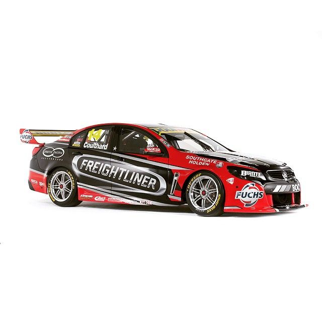 First of the ranks - Fabian Coulthards 2015 V8 Supercar! ( shouldn't be long until others are released)