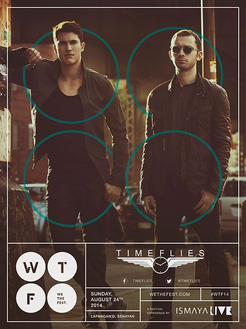 We The Fest presents TIMEFLIES