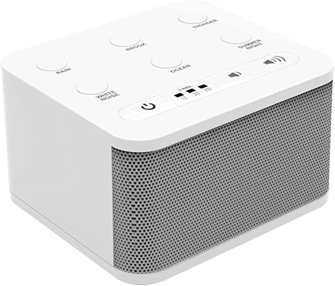 Amazon Com Big Red Rooster 6 Sound White Noise Machine Sound Machine For Sleeping Portable White Noise In 2020 White Noise Machine Baby Sound Machine White Noise