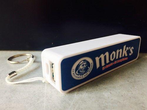 Powerbank Monk's