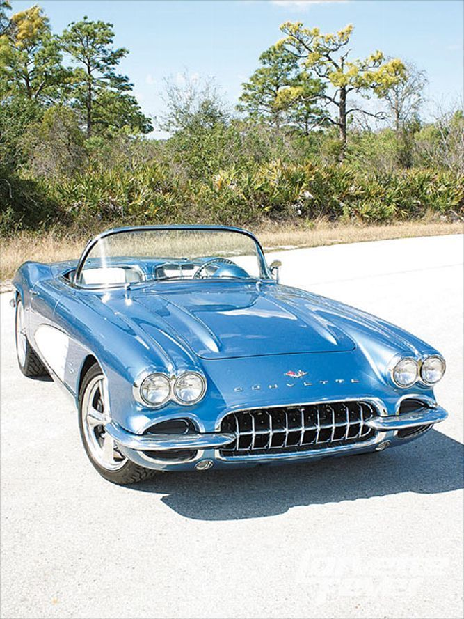 In this feature article we take a look at a custom 1961 Chevrolet Corvette restomod that is powered by an LT5 engine from a '92 Corvette ZR-1 and features performance suspension components - Corvette Fever Magazine