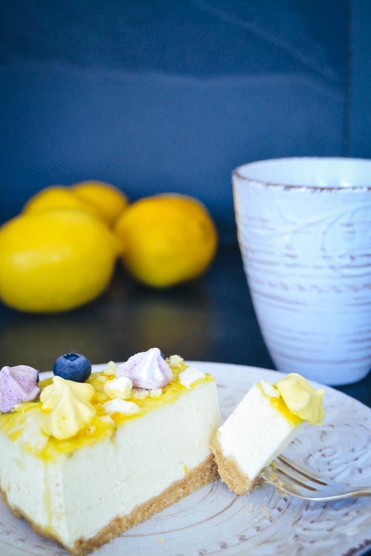 Philadelphia Kuchen Rezept Philadelphia Torte Ohne Backen Zitrone
