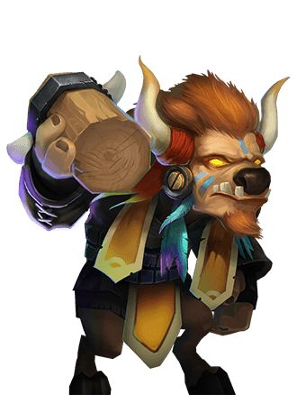 Minotaur Chieftain - Castle Clash Wiki