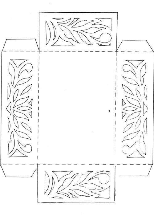 Свидетелей иеговы, открытки из бумаги вырезать