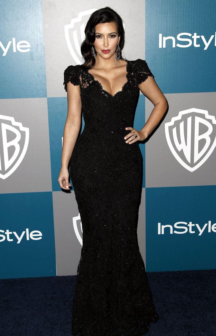 Dress black kim kardashian - Black Dress Kim Kardashian