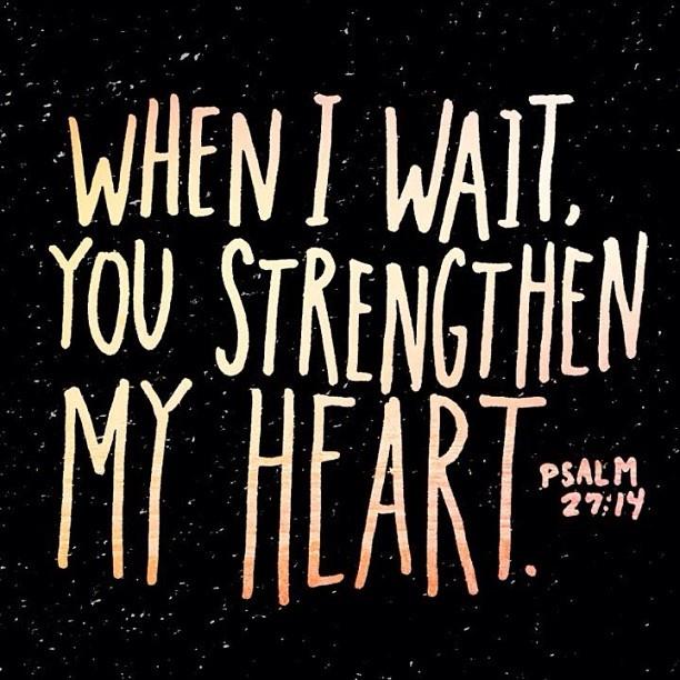Psalm 27:14