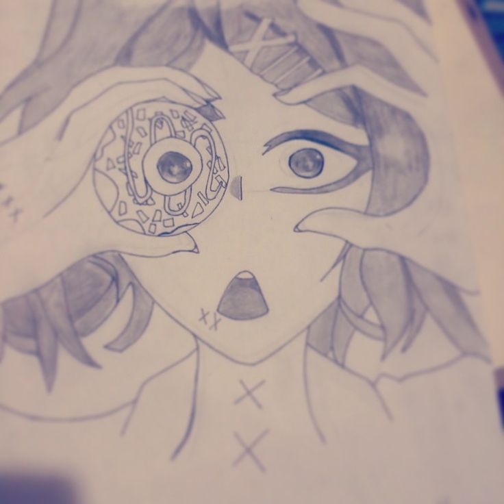 Tokyo ghoul #my drawing