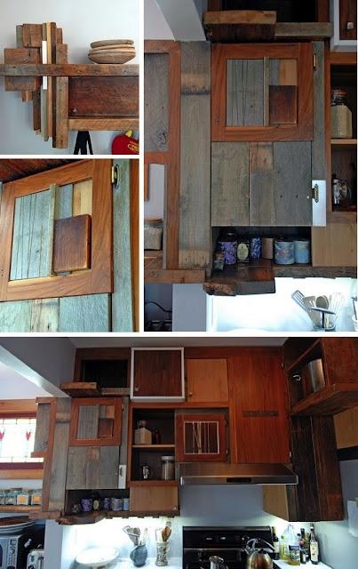 Www Naturalmoderninteriors Blogspot Com Recycled Kitchen Design