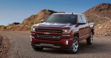 Wishful thinking!  GM Tries Hard to Dethrone the King for 2016: The 2016 Chevrolet Silverado
