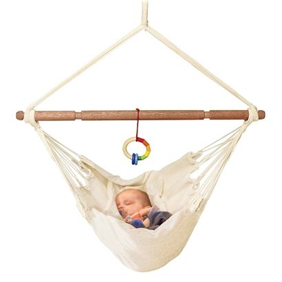 Organic Baby Hammock with Adjustable Positions