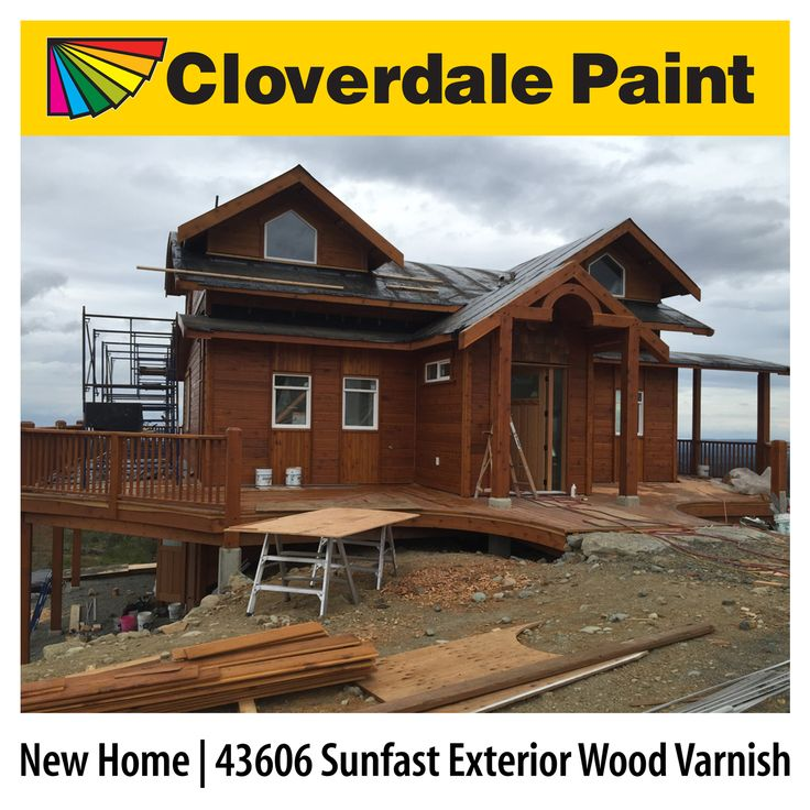 New Project Profile Of A New Home Coated With Our Sunfast