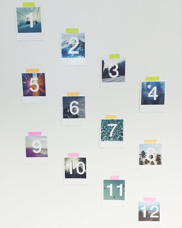 Mer enn 25 bra ideer om Kalender selber basteln på Pinterest