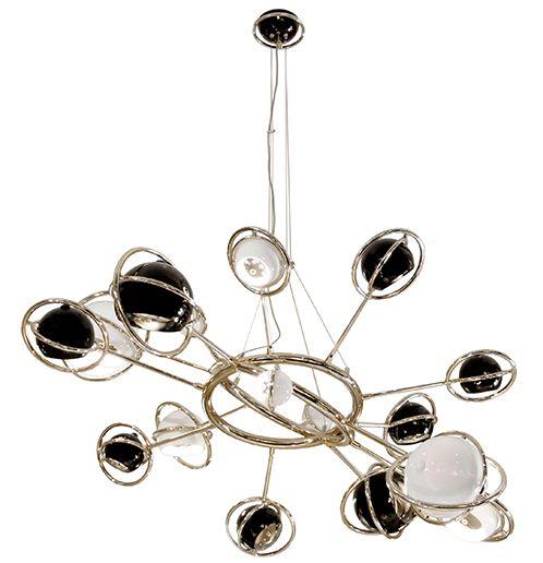 Cosmo Suspension Hanging Lamp | DelightFULL