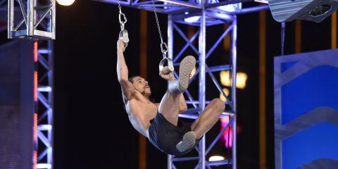 American Ninja Warrior First Winner - Isaac Caldiero Interview on Winning