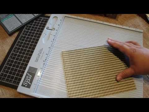 ▶ Candy Boxes with your WRMK Envelope Punch Board - YouTube