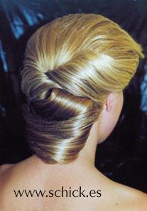 Fotos de Peinados Recogidos para Novias 4