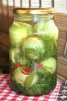 рецепты из зелёных помидор