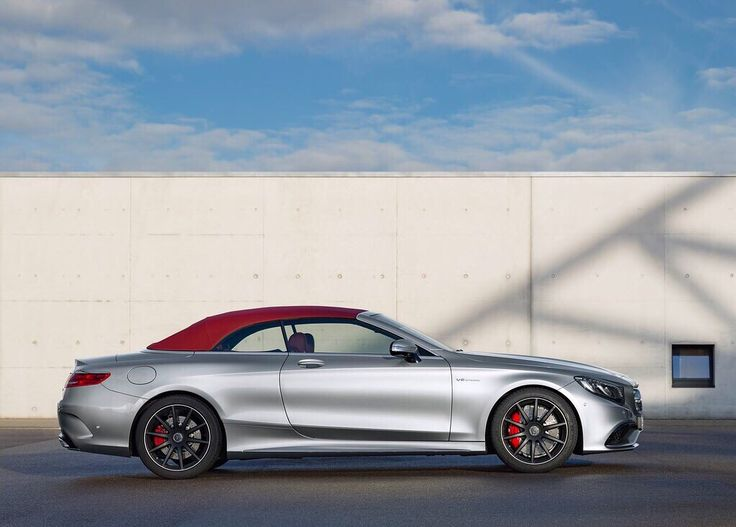 Mercedes S63 AMG 4Matic Cabriolet Edition 130