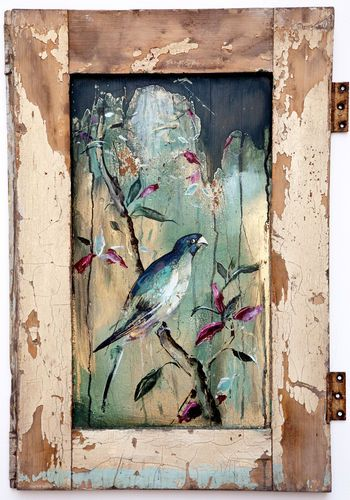 Calima Bird Wall Decor   Set Of 3 : Bird painting birds and paintings