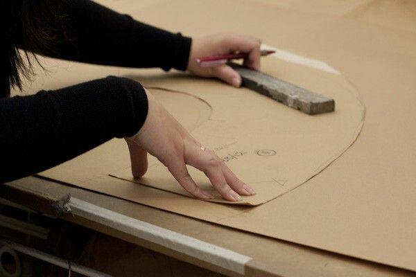 Couture Process - Calèche Bridal