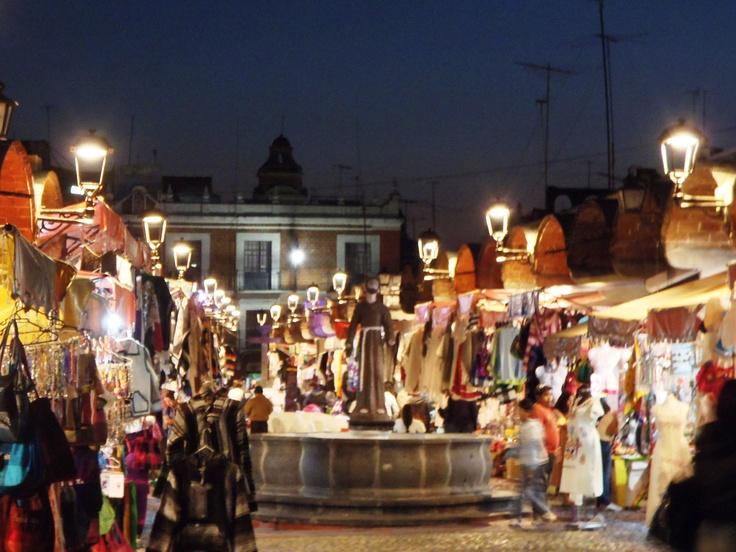 El Parian , Puebla Pue