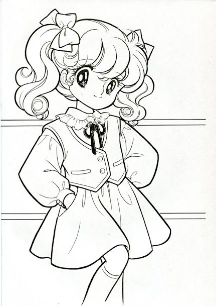 japanese princess coloring pages - photo#18