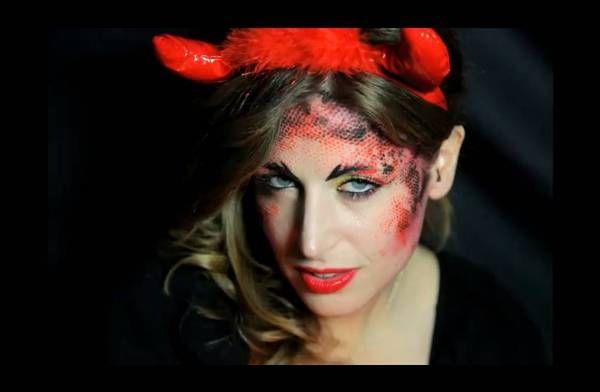 Come fare trucco Carnevale da diavoletto - Lettera43.it