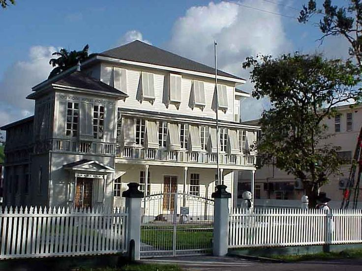 guyana architecture - Google Search | Amazing Architecture ...